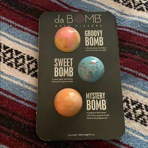 Other - Bath bomb set